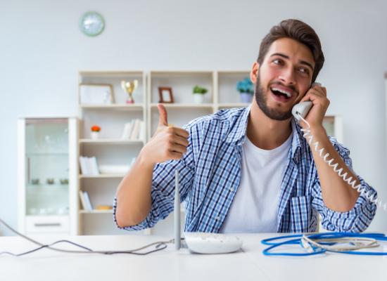 connessione internet per aziende