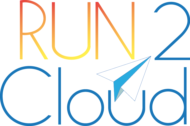 Run 2 Cloud logo